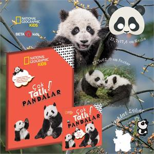 Çok Tatlı Pandalar