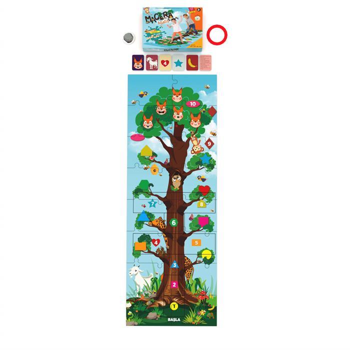 Macera Ağacı