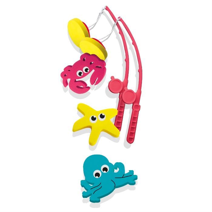 SES Creative Minik Yetenekler - Suda Balık Tutma Oyunu
