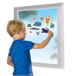 SES Creative Tak Çıkar Pencere Eğlencesi - Jungle