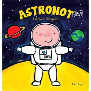 Ne Yapar? - Astronot