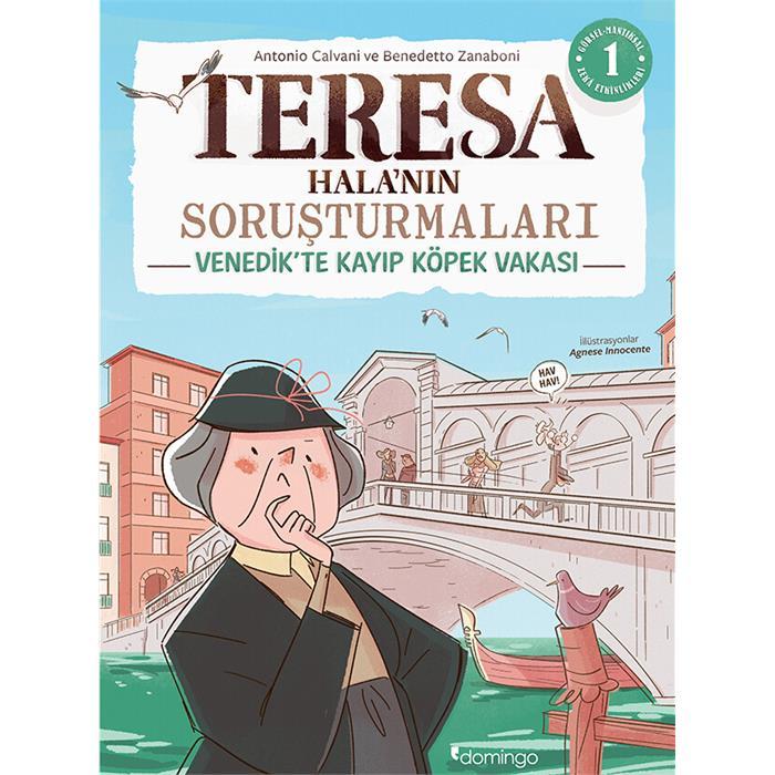 Teresa Hala'nın Soruşturmaları – Venedik'te Kayıp Köpek Vakası