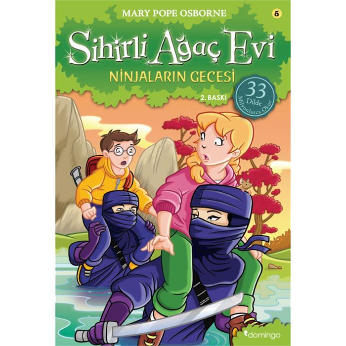 Sihirli Ağaç Evi-5 Ninjaların Gecesi