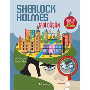 Çalıştır Saksıyı – Sherlock Holmes Gibi Düşün