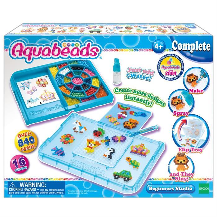 Aqua Beads Beginners Studio (Başlangıç Seti - EN)