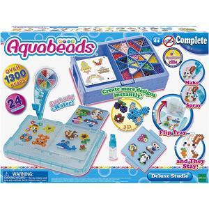 Aqua Beads Deluxe Studio (Delüks Set - EN)