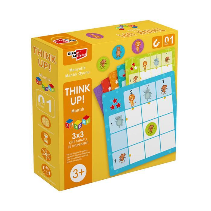 Level Up! 1 - Think Up! Mantık Sudoku
