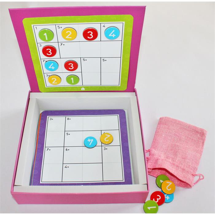 Level Up! 7 - Matematik Sudoku