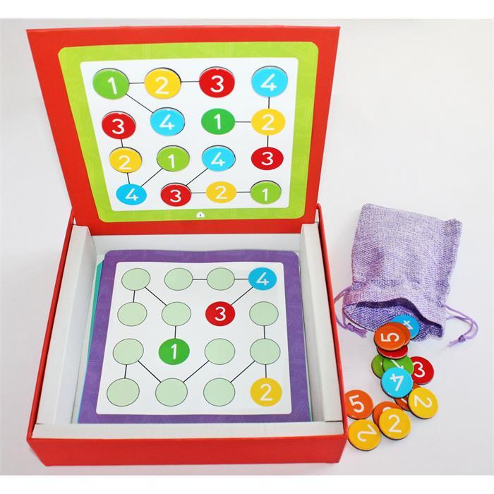 Level Up! 9 - Zincir Sudoku