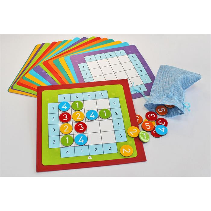 Level Up! 10 - Apartman Sudoku