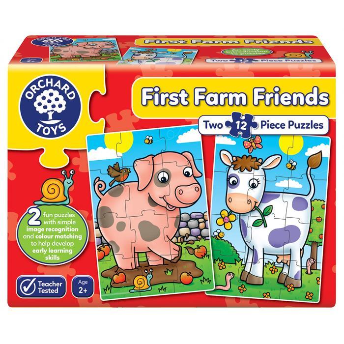 Orchard First Farm Friends