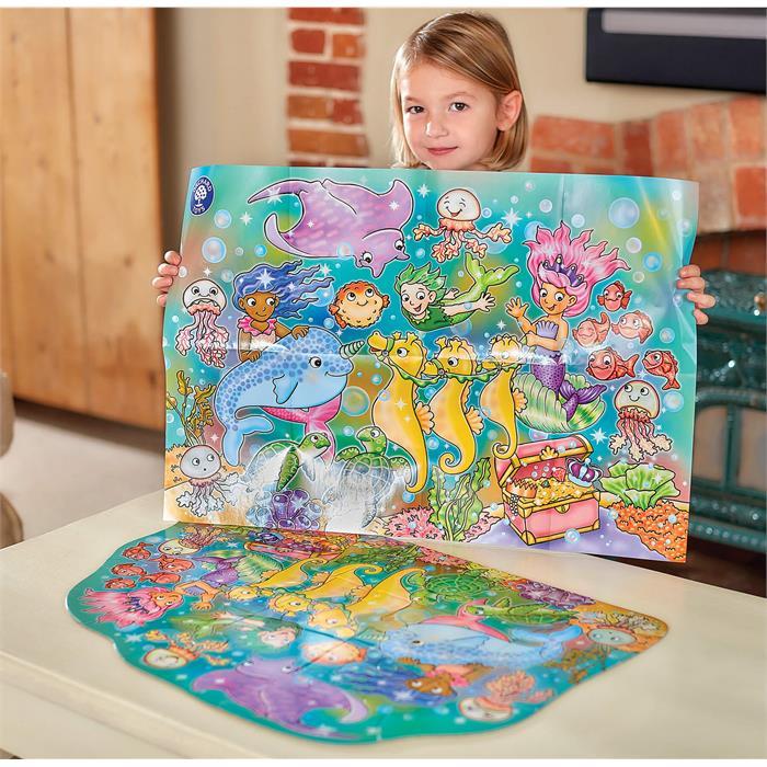 Orchard Mermaid Fun