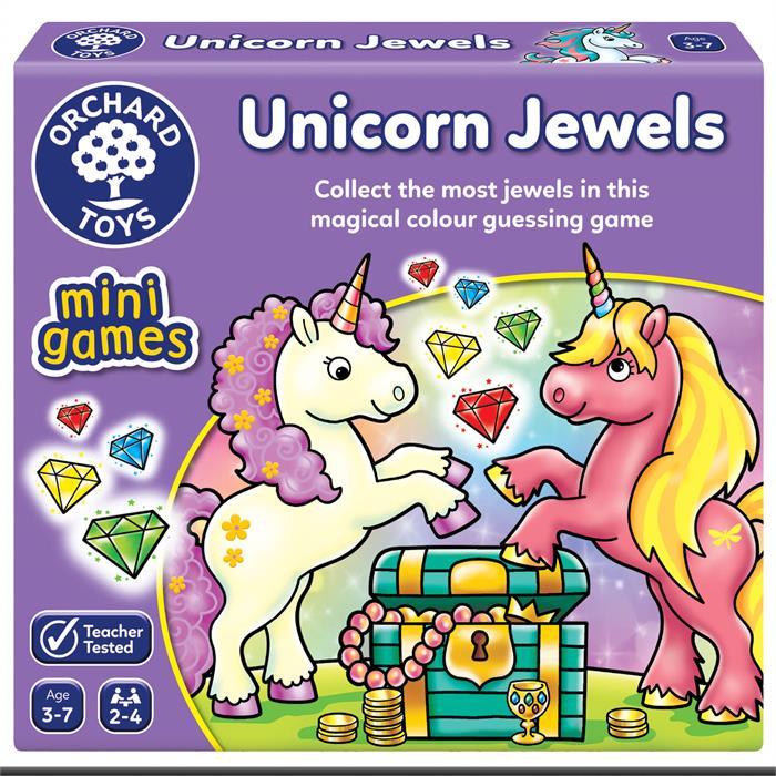Orchard Unicorn Jewels