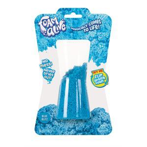 Foam Alive Akışkan Köpükler - Tekli Paket - Mavi