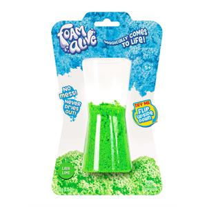 Foam Alive Akışkan Köpükler - Tekli Paket - Yeşil