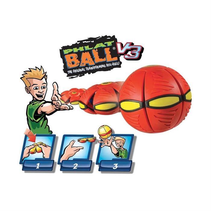 Phlat Ball V3 - Sarı