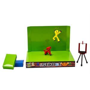 Stikbot PetsFilm Stüdyosu - Sarı, Kırmızı