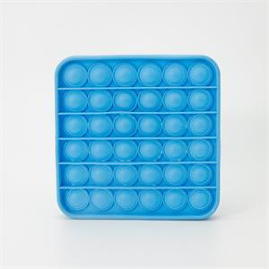 Pop It Pıtpıt Oyunu - Mavi Kare
