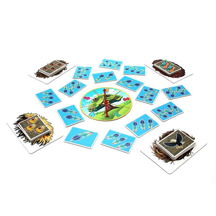 Todizoo Kuş Yuvası - Eğitici Zeka Oyunu