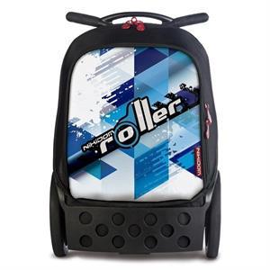 Nikidom Roller Çekçek Okul Çantası Large - Cool Blue