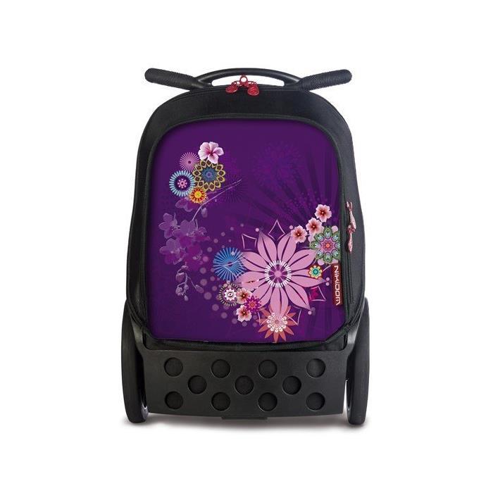 Nikidom Roller Çekçek Okul Çantası Large - Bloom