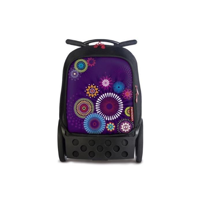 Nikidom Roller Çekçek Okul Çantası Large - Mandala