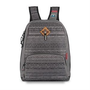 Nikidom Zipper Takviyeli Laptop ve Okul Çantası - Tijuana