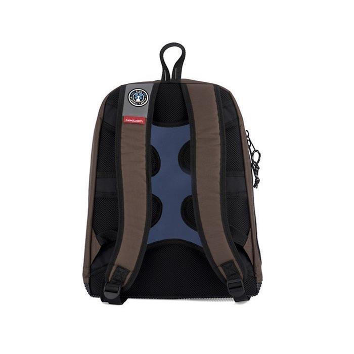 Nikidom Zipper Takviyeli Laptop ve Okul Çantası - Aspen