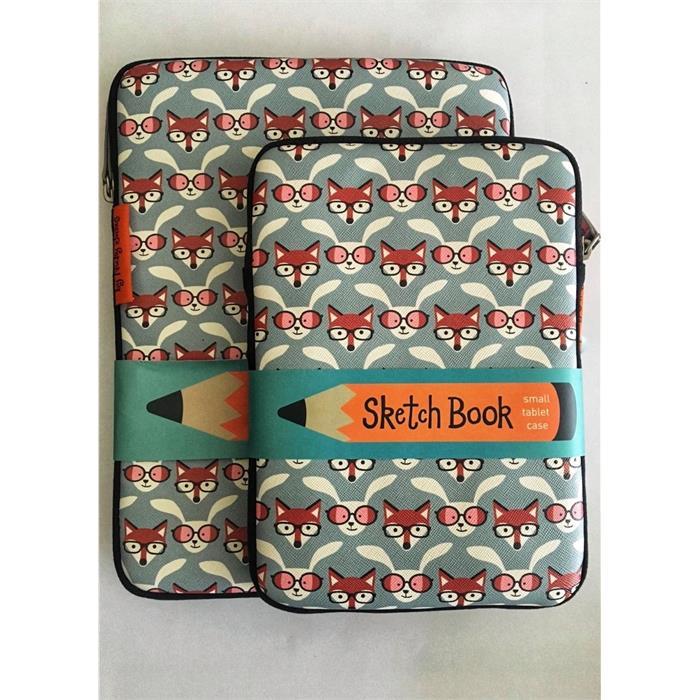 Sketch Book Tablet Kılıfı Large - Cameras