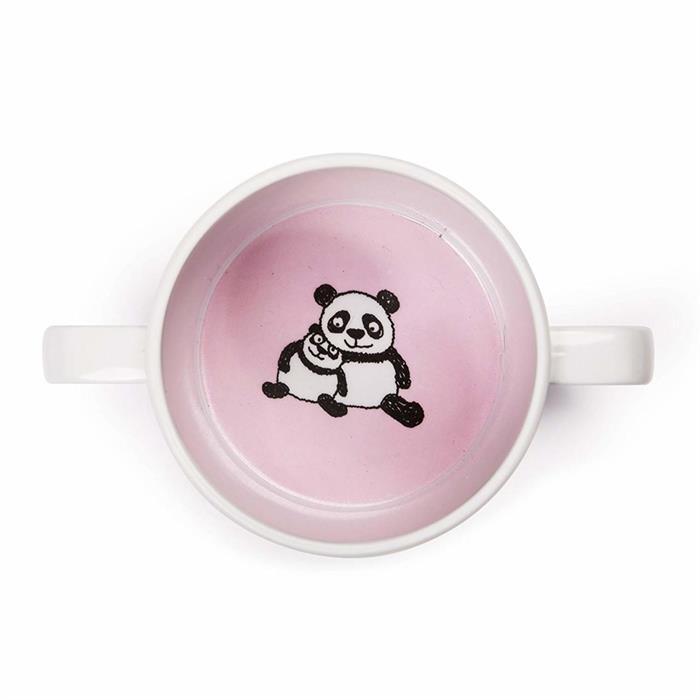 Tyrrell Katz Kulplu Alıştırma Bardağı - Pandas