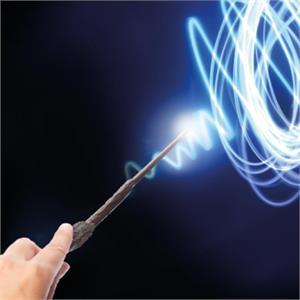 Wizarding World Harry Potter Lisanslı Sihirli Işıklı Asa