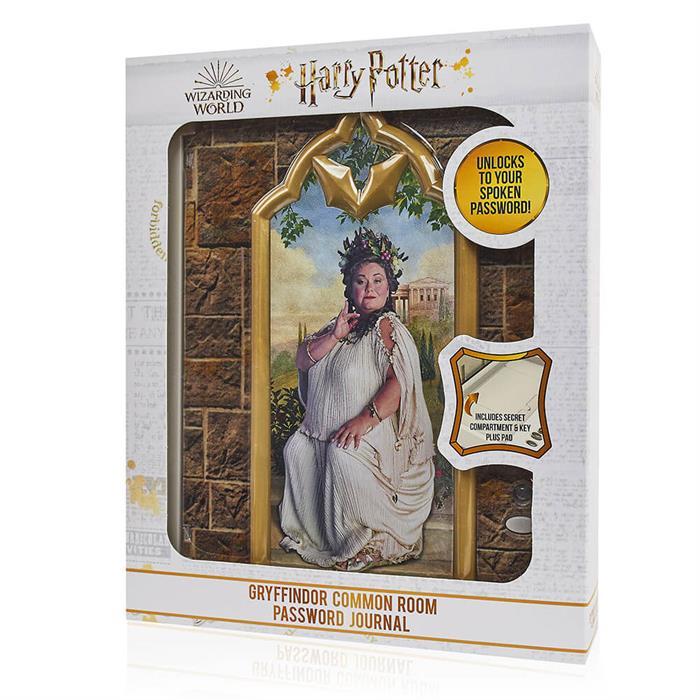 Wizarding World Harry Potter Lisanslı Gryffindor Şifreli Günlük