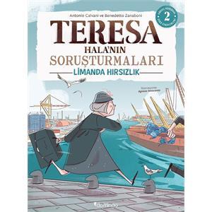 Teresa Hala'nın Soruşturmaları - Limanda Hırsızlık