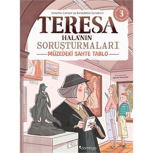Teresa Hala'nın Soruşturmaları - Müzedeki Sahte Tablo