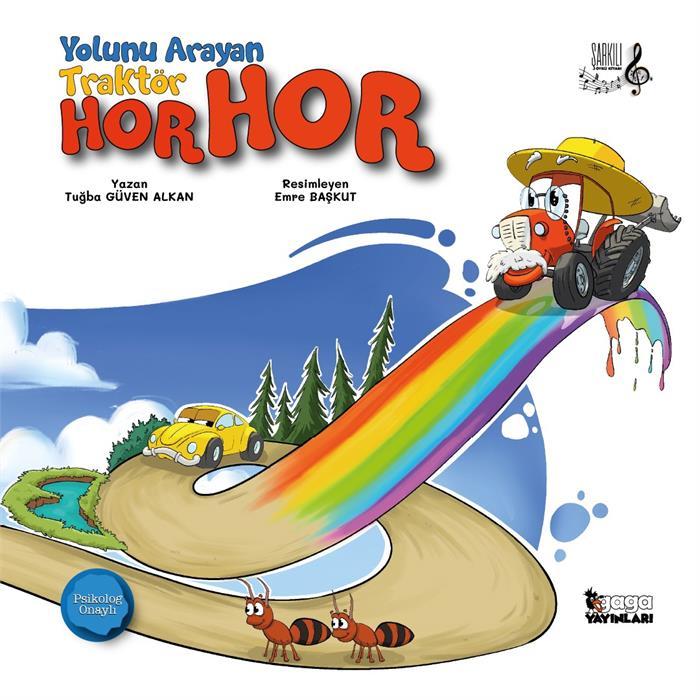 Yolunu Arayan Traktör Horhor
