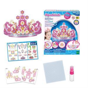 Aqua Beads Prenses Taç Seti