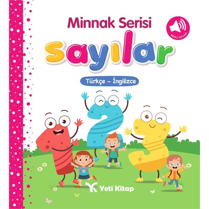 Minnak Serisi - Sayılar Kitabı