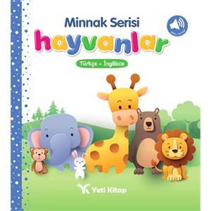 Minnak Serisi - Hayvanlar Kitabı