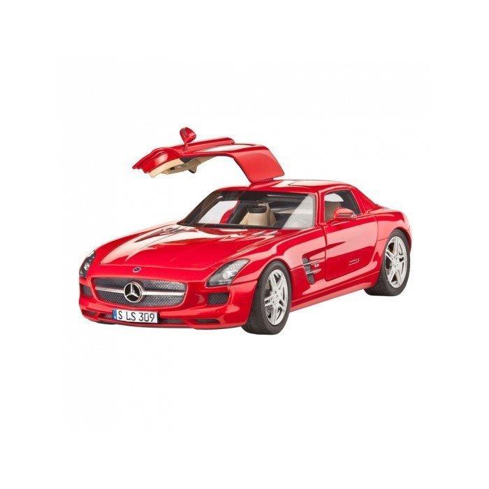 Revell Model Set Mercedes SLS AMG 1:24