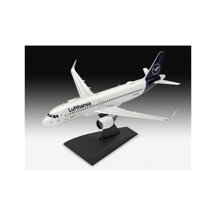 Revell Model Set Airbus A320 Lufthansa
