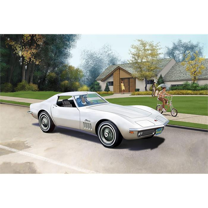 Revell Model Set Corvette C3 1:32