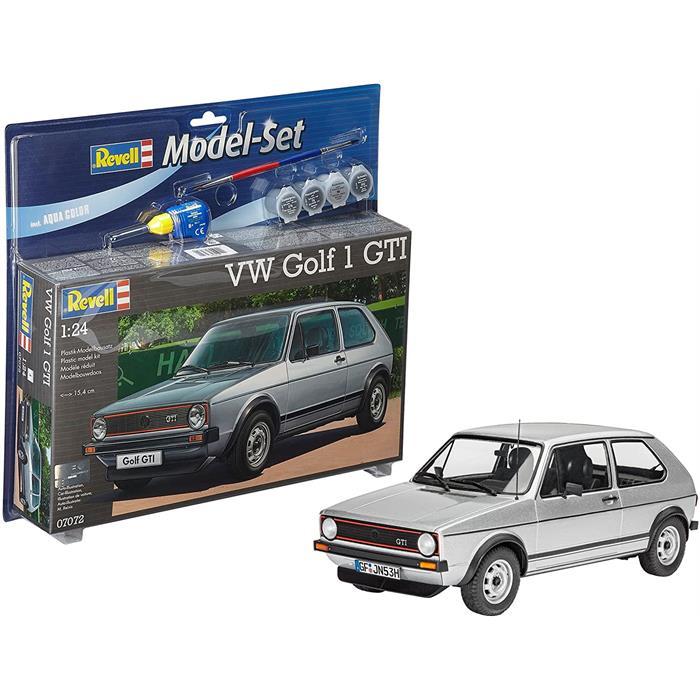 Revell Model Set Volkswagen Golf GTI 1:24