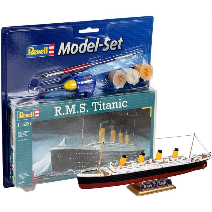Revell Model SetR.M.S Titanic 1:1200