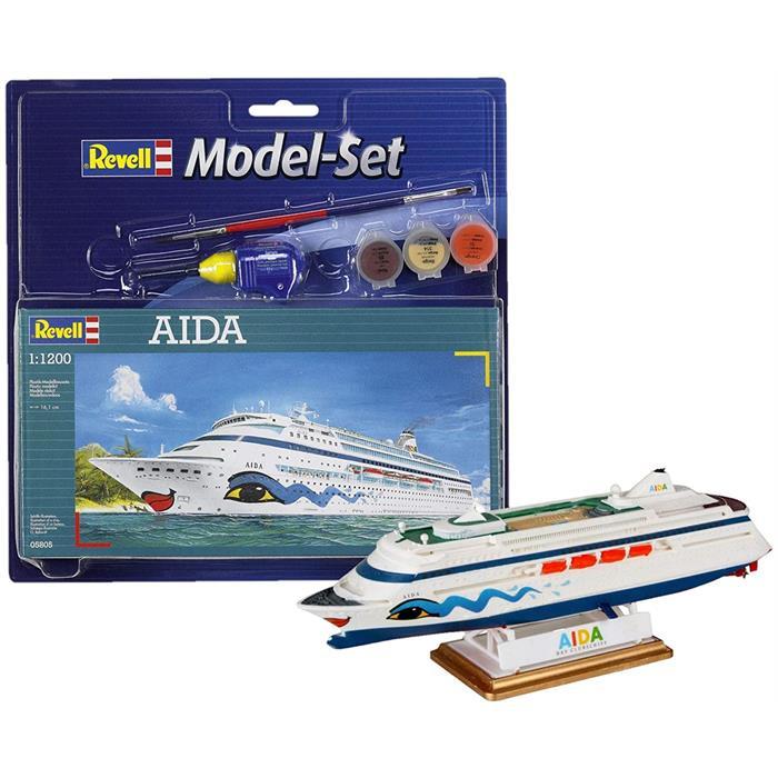 Revell Model SetAIDA 1:1200