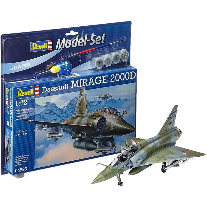 Revell Model Set Mirage 2000