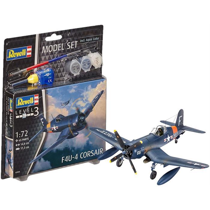 Revell Model Set F4U-4