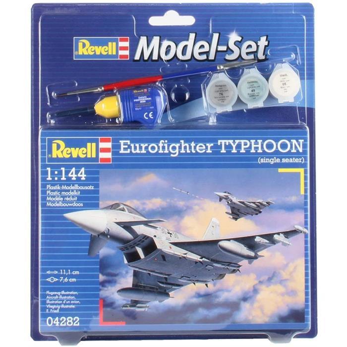 Revell Model Set Eurofighter Typhoo