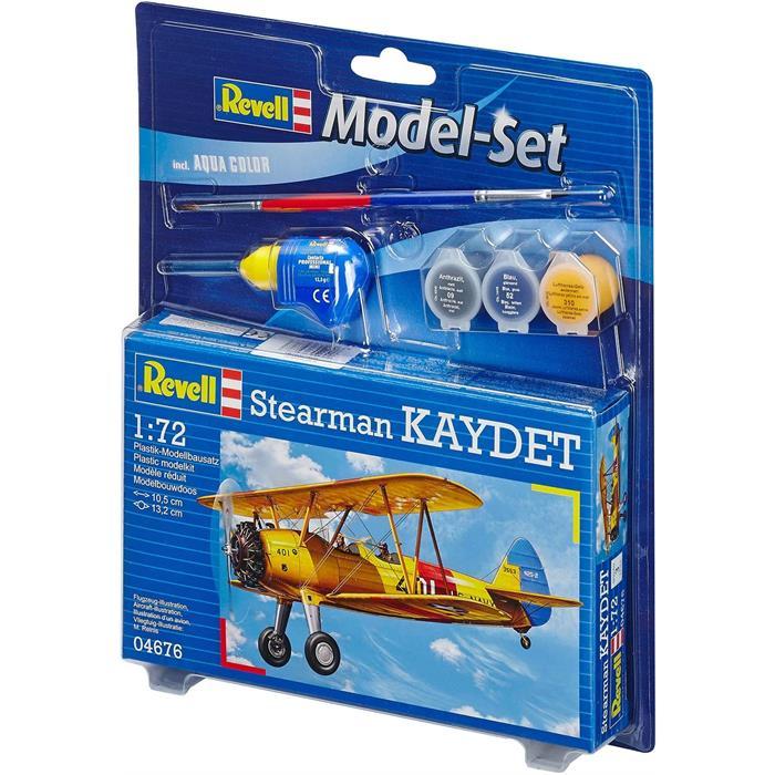 Revell Model Set Stearman