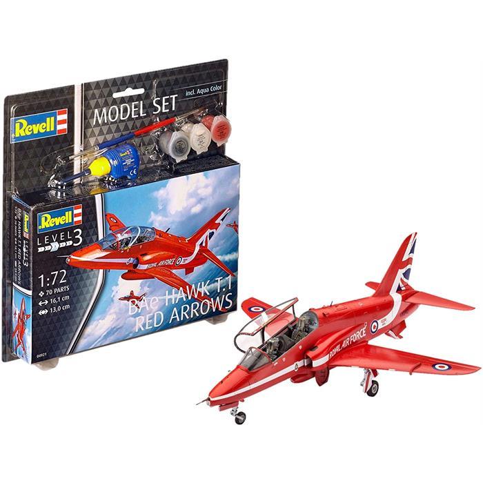 Revell Model Set Hawk T1 Red Arrow