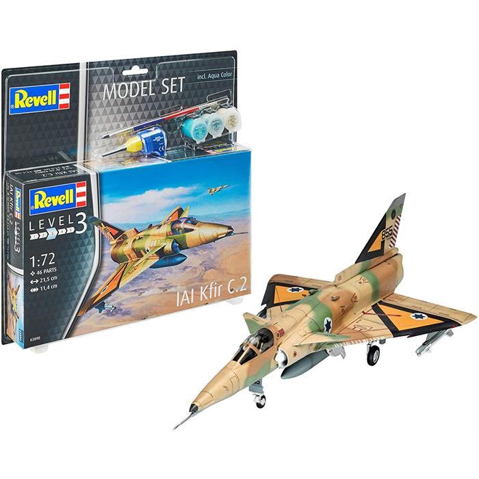 Revell Model Set Kfir C-2